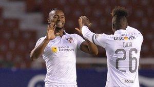 Liga de Quito selló su pase a la siguiente ronda de la Libertadores