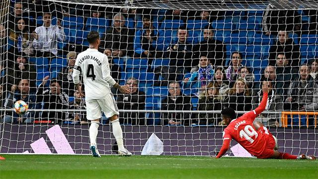 Lozano inquietó al Bernabéu: Así fue el 0-1 del Girona