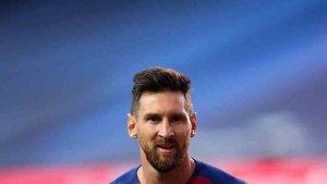 Messi sigue interesando al Inter de Milán
