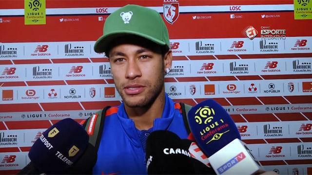 Neymar: Estoy muy ansioso por jugar contra el Madrid