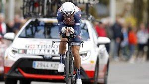 Nibali, esta temporada en la París-Niza