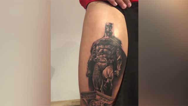 El nuevo tatuaje de Jesé en honor a su hijo Nyan