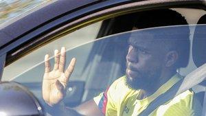 El Olympique de Lyon frena la esperanza de Umtiti de regresar a su exclub