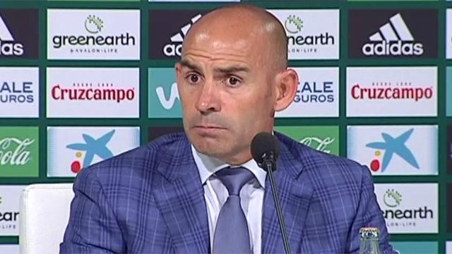 Paco Jémez, resignado con Las Palmas