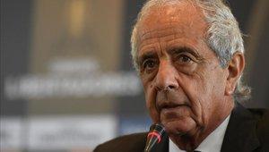El presidente de River se disculpó con Alfaro