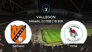 Previa del partido: el Sámano recibe al CF Vimenor en la vigésimo sexta jornada