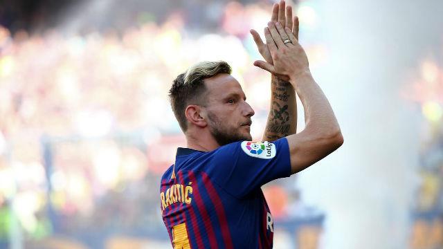 Rakitic confirmó que se queda a los micrófonos de Barça TV
