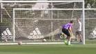 El Real Madrid prepara el partido contra el Osasuna
