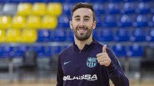 Rivillos cambia el Barça por el Levante