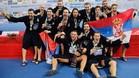 Serbia, en lo más alto del podio en Belgrado 2016