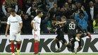 El Sevilla cayó derrotado con el equipo B