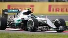 Octava pole de Rosberg