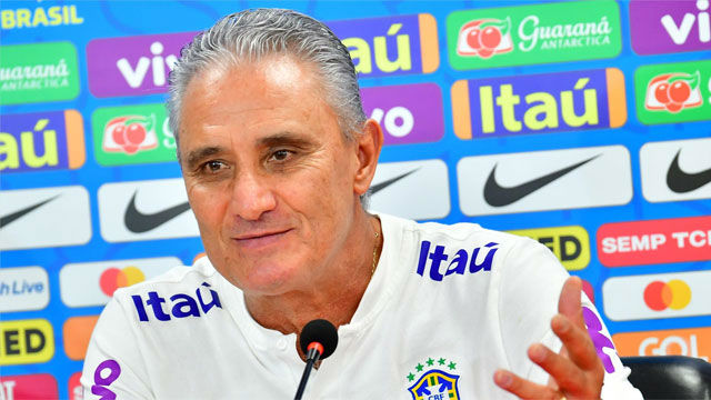 Tite: Messi es extraordinario, pero Pelé es incomparable