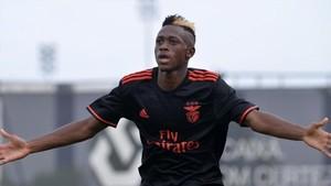 Úmaro Embaló dejará 20 millones de euros a las arcas del Benfica