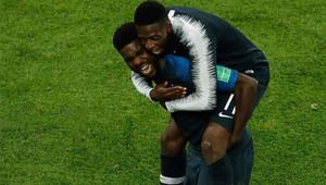 Umtiti y Dembélé, la representación culé que conquista el Mundial