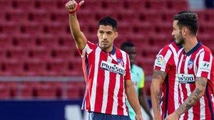 Una victoria, un empate y una derrota son los resultados de esta campaña de Champions League del Atlético de Madrid