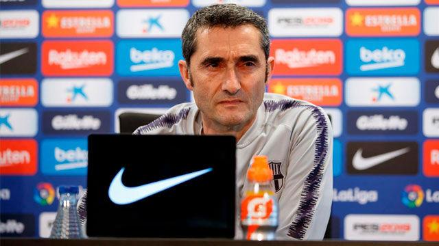 Valverde: El partido contra el Liverpool es muy atractivo
