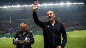 Zidane no entrenará al Manchester United