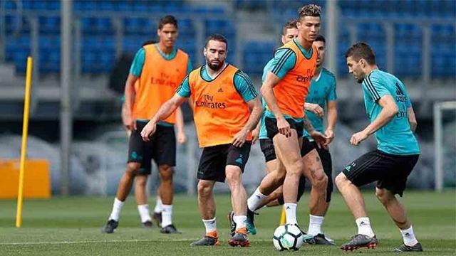 Zidane prepara el partido del Villarreal pensando en la final de la Champions