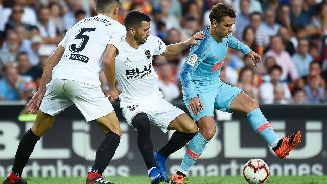 Resumen Y Goles Del Valencia Atletico 1 1 Partido De La Jornada 1