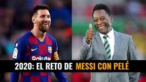 2020: El nuevo reto de Messi, rebasar a O Rei