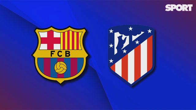 La alineación del FC Barcelona ante el Atlético