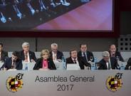 La asamblea aprobó el calendario 2017 / 2018