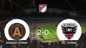 El Atlanta United vence 2-0 ante el DC United