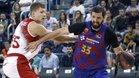 El Barça se atascó ante el Fuenlabrada pero acabó ganando
