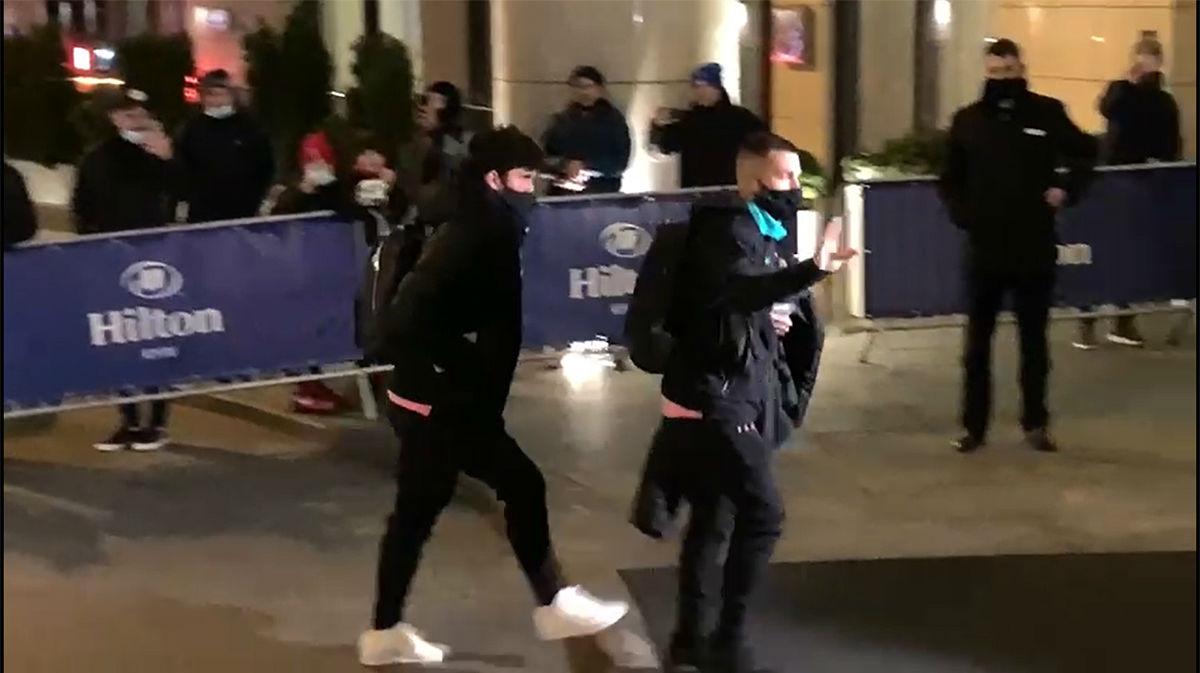 El Barça ya está en Kiev