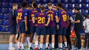 El Barça Lassa defenderá título en Doha