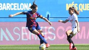Barça y Sevilla se miden por un pase a la final de Copa de la Reina
