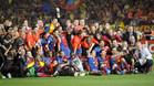 El FC Barcelona conquistó su tercera Champions en Roma