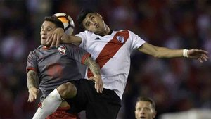 El Barcelona se interesa por Exequiel Palacios