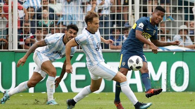 Boca salva el empate 'in extremis' y la Superliga argentina se comprime