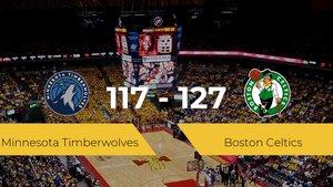 Boston Celtics vence a Minnesota Timberwolves (117-127)