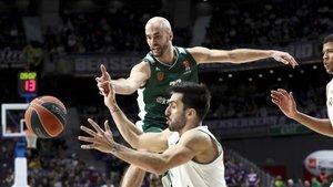 Calathes dejó el PAO para irse al Barça y Campazzo odría cambiar el Madrid por la NBA