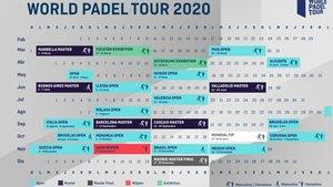 El calendario del WPT 2020 ya es una realidad
