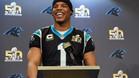 Cam Newton nombrado MVP de la NFL