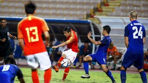 La China del espanyolista Wu Lei no jugará ante Guam y Maldivas cuando estaba previsto.