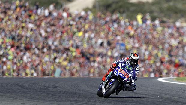El circuito Ricardo Tormo del GP Valencia de de MotoGP (ES)