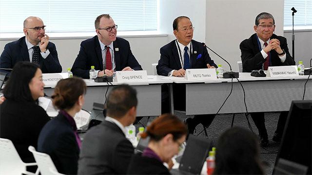 El coronavirus amenaza Tokyo 2020