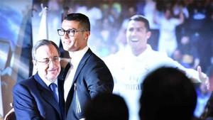 Cristiano Ronaldo está enfadado con el presidente