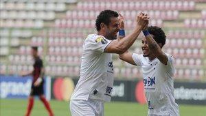 Cruzeiro llega a los 15 puntos en el grupo B de la Copa Libertadores