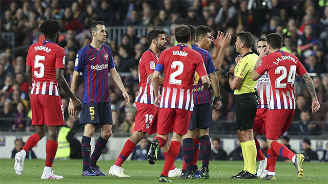 Diego Costa, sancionado con 8 partidos