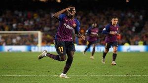 El difícil trabalenguas del partido entre el Olympique y el Barcelona
