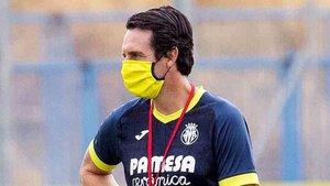Emery es el actual entrenador del Villarreal