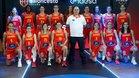 El equipo de Lucas Mondelo se jugará el billete para Tokio en Belgrado