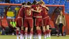 España se adelantó en el marcador por medio de Vicky Losada