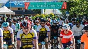 Éxito rotundo de la V edición de la Alp-Cerdanya Cycle Tour